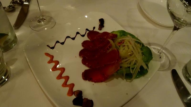 Spicy ahi tuna - Yum!