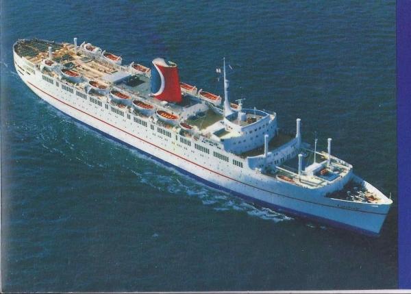Carnviale cruise pics