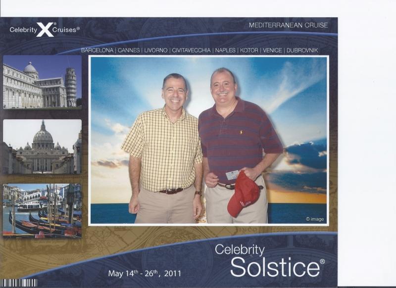Solstice - Celebrity Cruises