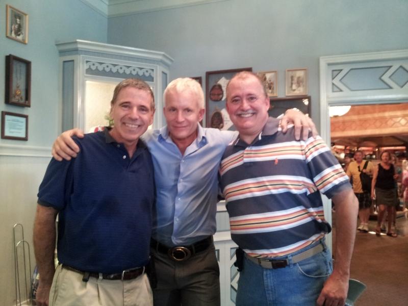 The Steve's with Geir Ness