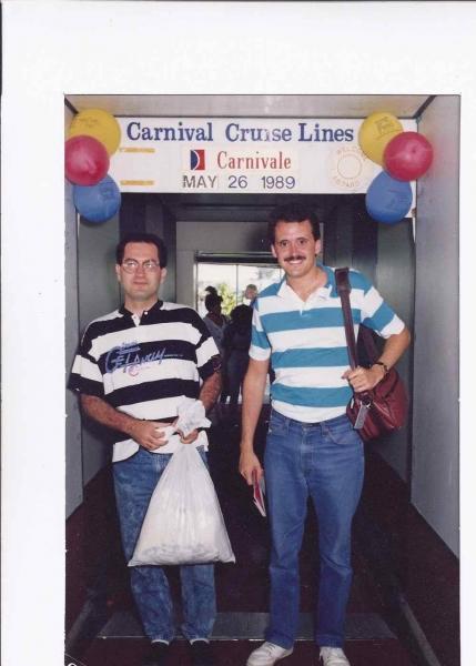 Carnviale cruise pics-1 (1989)