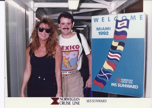 NCL Sunward with Jen