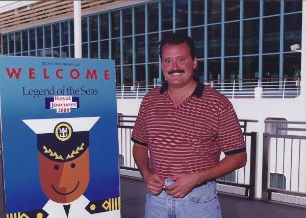 Steve Legend OTS Australia 2000