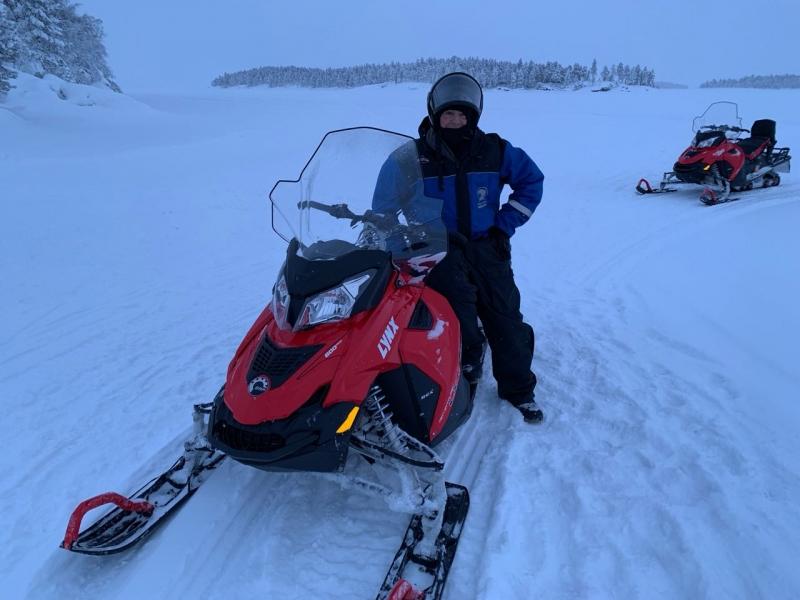 snowmobile - 10