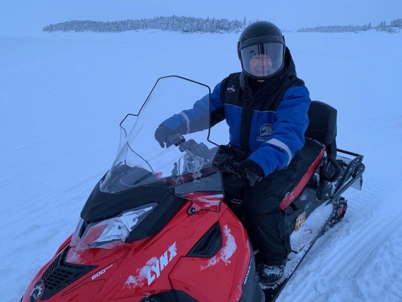 snowmobile - 11