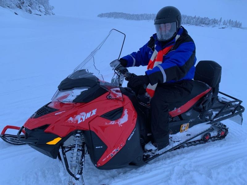 snowmobile - 12