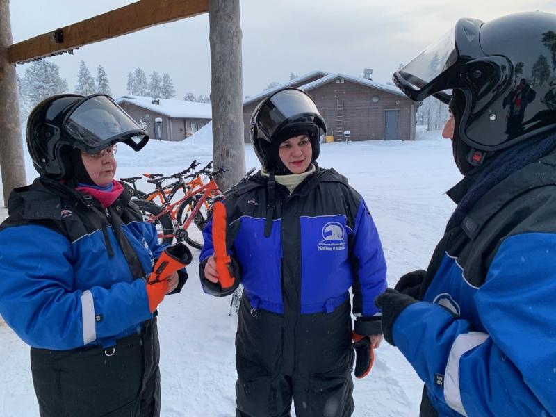 snowmobile - 3