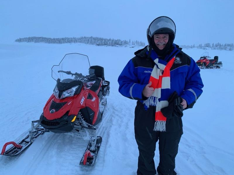 snowmobile - 9