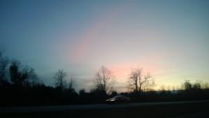 Evening LEX sky