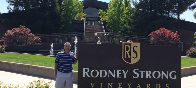 Wine fine weekend in Sonoma part 1