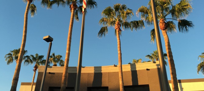 Overnight layover in Phoenix