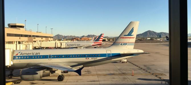 Memorable last US Airways flight!