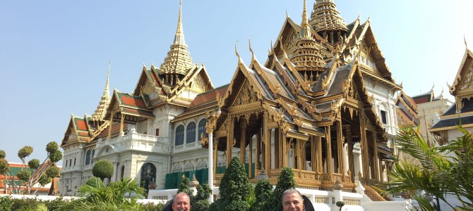 Bangkok . . . Oriental city . . .temples and more