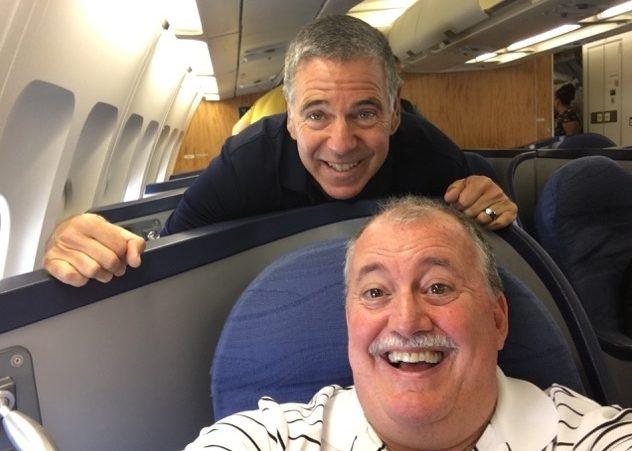 The Traveling Steve's