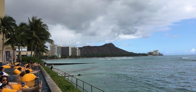Aloha flight from DFW
