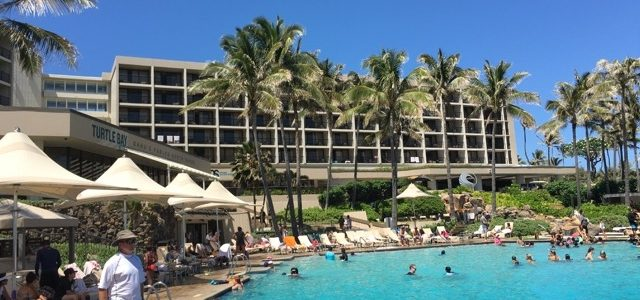 Memorial Day weekend in Waikiki
