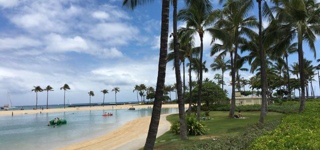 Memorial Day weekend in Waikiki continues . . .