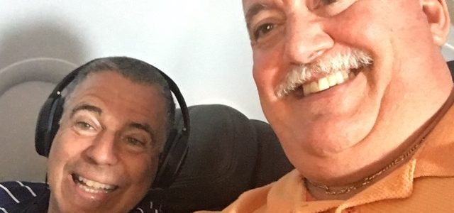 Aloha to Waikiki . . . flying home to Orlando