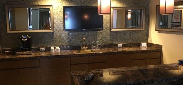 Sweet, suite Upgrade!
