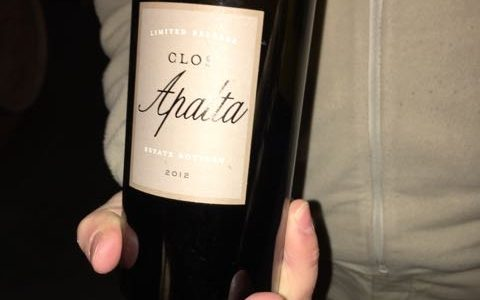 Touring iconic Clos Apalta Winery