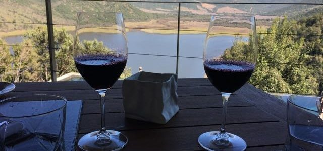 5 Star Lunch and tasting at VIK Winery