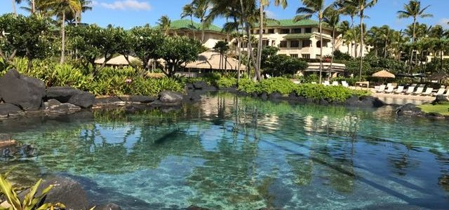 Exploring the Grand Hyatt Kauai