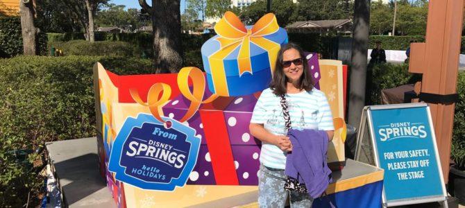 Deck the Halls at Disney Springs!