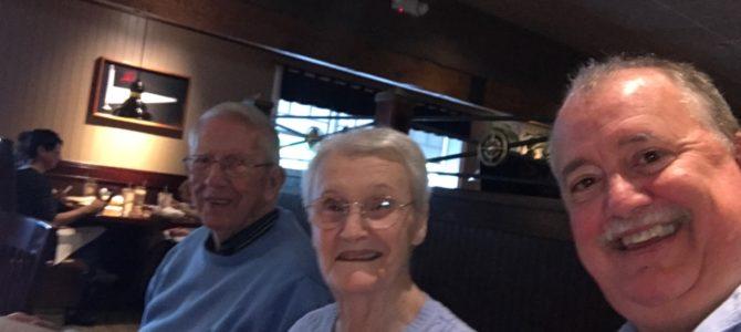 Visiting family in Virginia