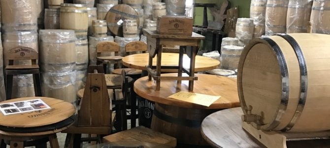 Journey to St. Augustine – in search of a barrel!