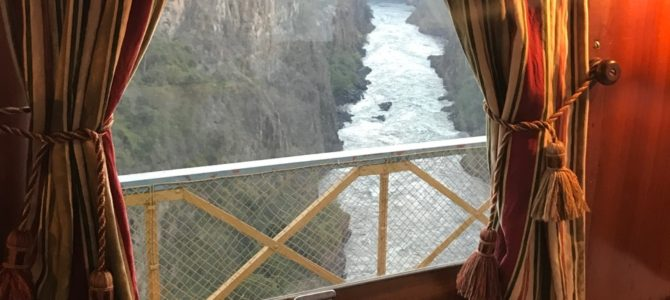 Farewell to The Zambezi Queen – Hello to Victoria Falls!
