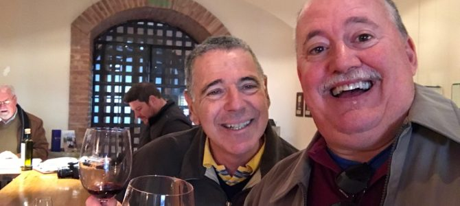 Touring Mendoza wineries with Leo – Day 2