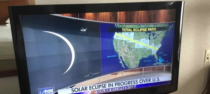 Solar Eclipse in Chicago