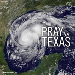 Hurricane Harvey devastates Texas – please help!