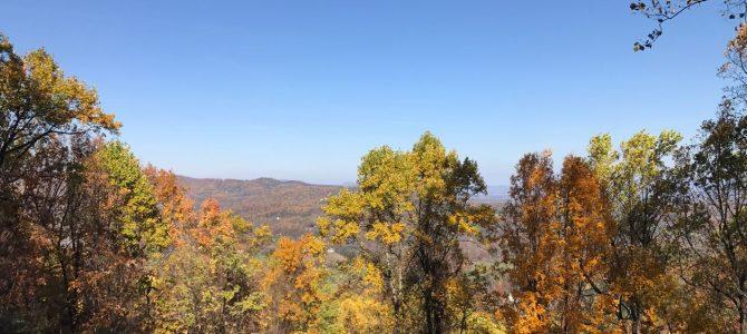 Beautiful Autumn in Roanoke