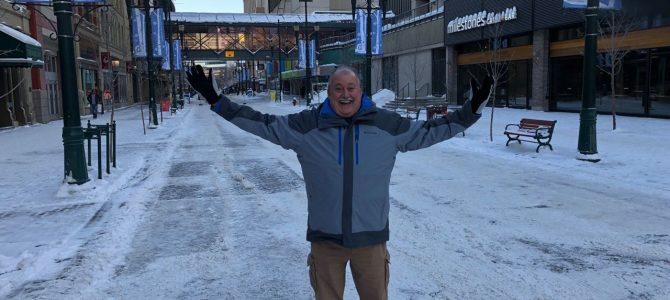Welcome to Calgary!