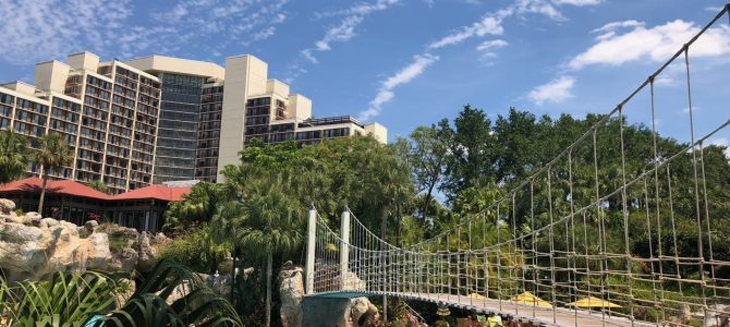 Spring Stay-cation at Hyatt Cypress Creek Orlando