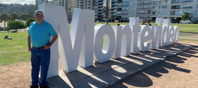 Welcome to Montevideo!