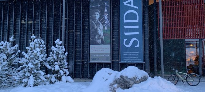 SIIDA Museum of SAMI Culture