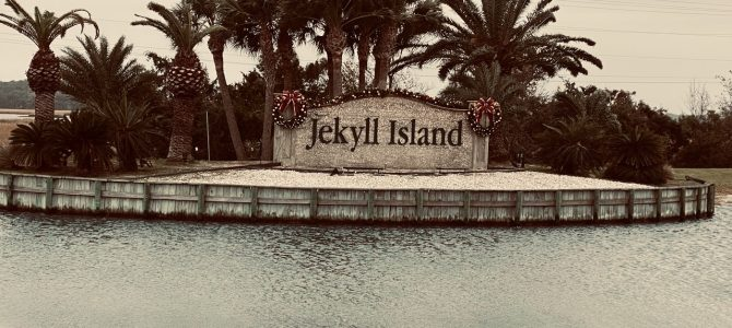 Coming soon . . . Jekyll Island weekend 2019