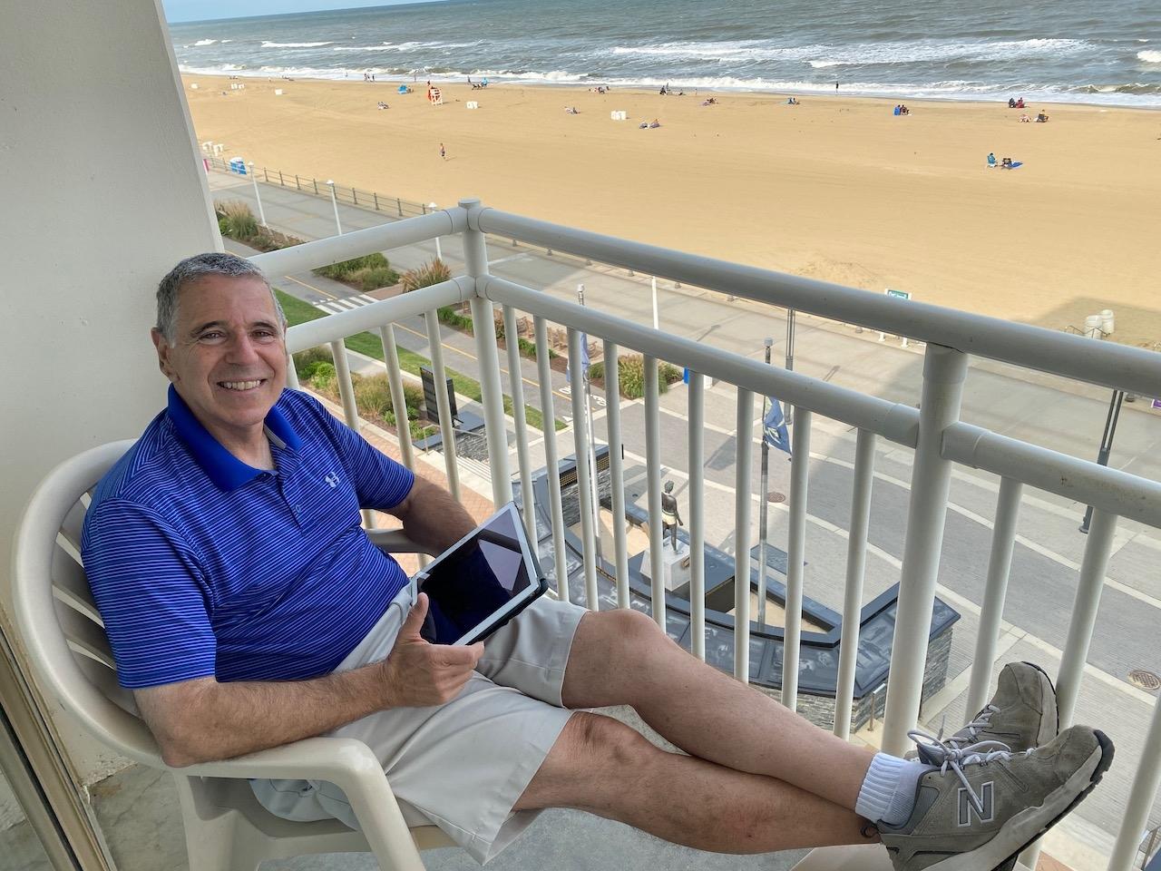 A couple days in VA Beach