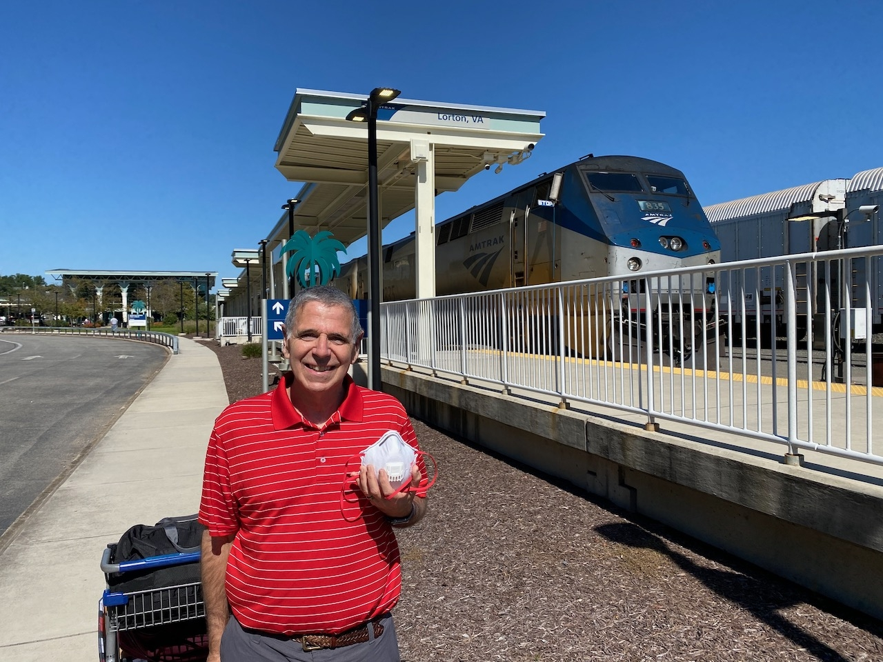 Amtrak Auto Train – Southbound to Florida!