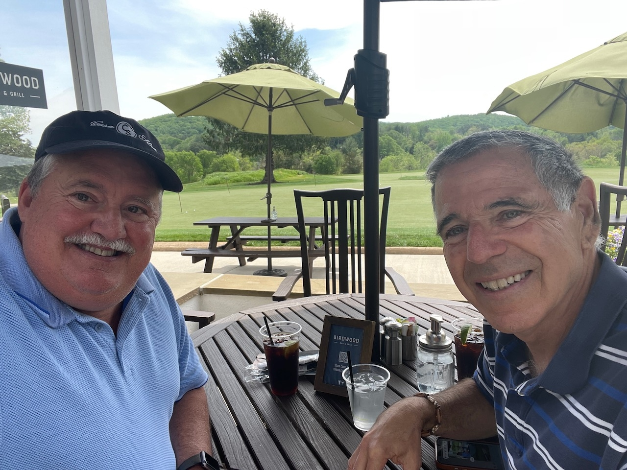 Dining and touring The Boar's Head Resort Charlottesville