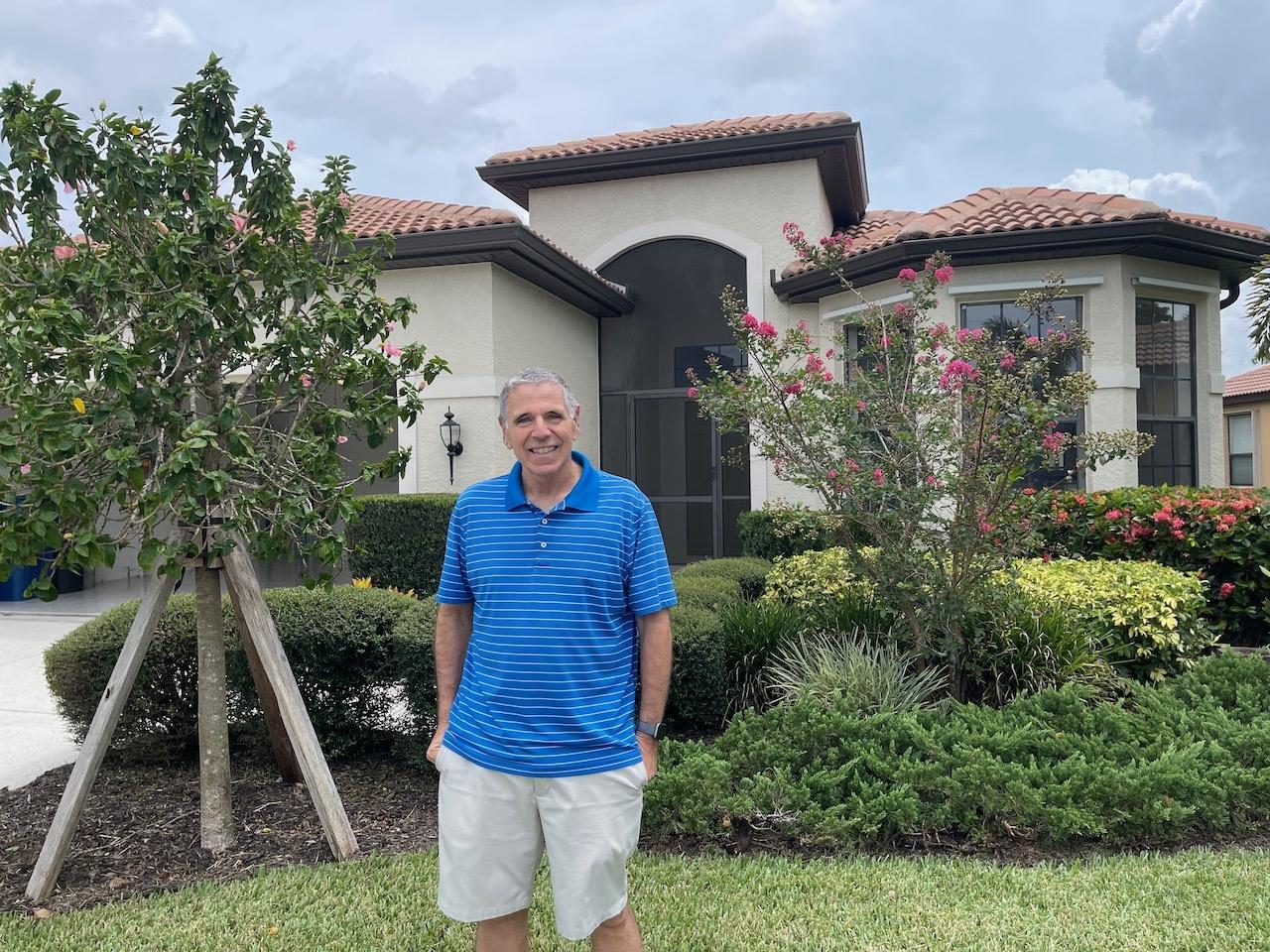 DOS Lists His Sarasota Home for Sale